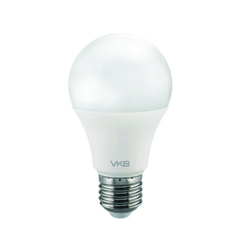 AMPOLLETA LED 9W LUZ CALIDA VKB